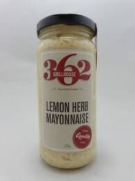 Lemon Herb Mayonnaise 220g