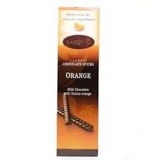 Baronie Orange Sticks 75g