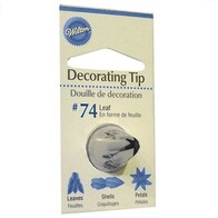 Decorating Tip #74 Leaf