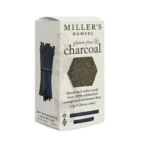 Gluten Free Charcoal Crackers 110g