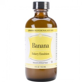 Banana Emulsion 118ml