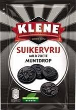 Klene Sugarfree Muntdrop Licorice 105g