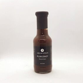 Plum Crazy Sauce 300ml