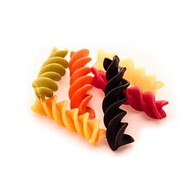 6 Colour Pasta Fusilli 250g