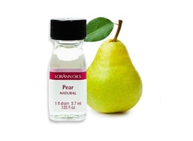 LorAnn Pear Natural Flavour 3.7ml