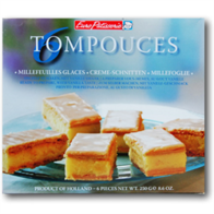 Tompouceces Vanilla Slice 250g
