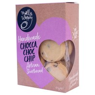 Chocca Choc Chip Shortbread 175g