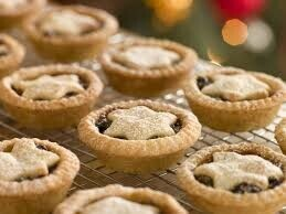 Christmas Mince Pies 6 Large
