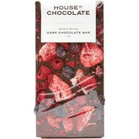 Summer Berries Dark Chocolate Bar 96g