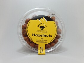 Hazelnut Pottle 140g