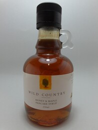 Honey and Maple Pancake Syrup 250ml