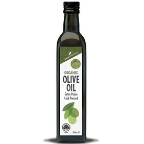 Organic Olive Oil Extra Virgin Cold Pressed 500ml