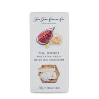 Fig, Honey and Extra Virgin Olive Oil Cracker 125g