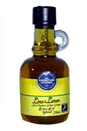 Lime & Lemon NZ Extra Virgin Olive Oil Blend 250ml