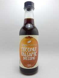 Coconut Balsamic Dressing 250ml