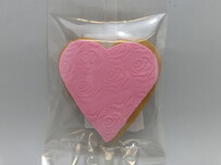 Gingerbread Iced Heart Large 52g