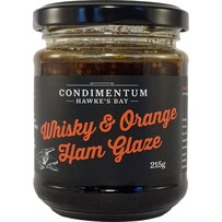 Whisky & Orange Ham Glaze 215g