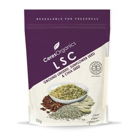 LSC Linseed, Sunflower and Chia 250g