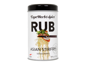 Asian Stir Fry Rub 100g