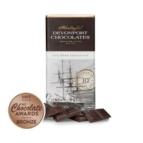 72% Dark Chocolate Tablet 80g