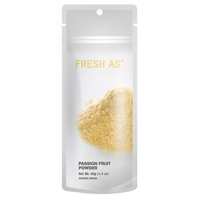 Freeze Dried Passion fruit Powder 40g