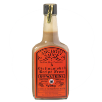 Anchovy Sauce 190ml