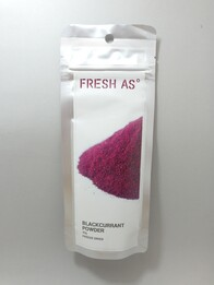 Freeze Dried Blackcurrant Powder 40g