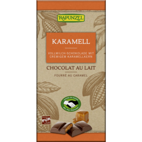 Caramel Chocolate 100g