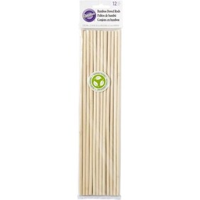 Bamboo Dowel Rods 12
