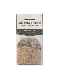 Moroccan Couscous - Mushroom and Pine Nut 280g