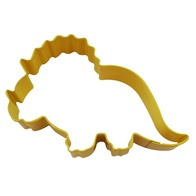 Cookie Cutter Baby Triceratops Yellow 10.8cm