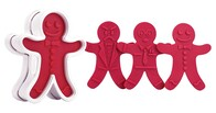 The Ginger Boys Cookie Cutters