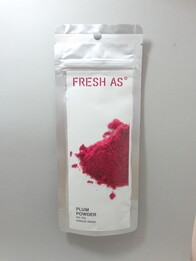 Freeze Dried Plum Powder 40g