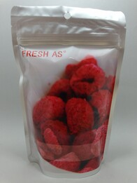 Freeze Dried Raspberry Whole 40g