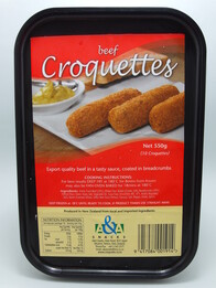 Beef Croquettes - 10