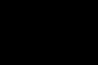 Footed Mug Ebony French Lace