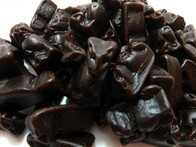 Liquorice Cat Shaped (Brown) 200g Bag