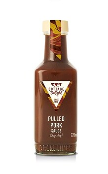 Pulled pork Sauce 220ml