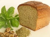 Walnut Herb & Garlic Loaf 800g