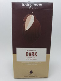 Organic Raw Dark Chocolate 80g