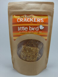 Almond & Flax Crackers 100g