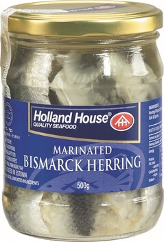 Marinated Bismarck Herring 500g