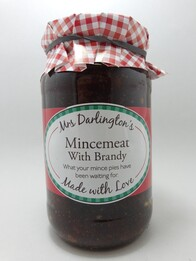 Mincemeat with Brandy 410g