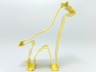 Cookie Cutter Giraffe 12.75cm
