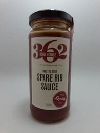 Sweet and Sour Spare Rib Sauce 250ml