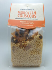 Moroccan Couscous - Apricot, Prune and Currant 280g