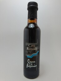 Balsamic Cream 250ml Glass Bottle