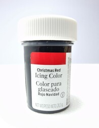 Gel Icing Colour Christmas Red