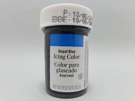 Gel Icing Colour Royal Blue