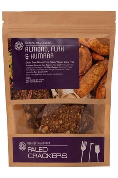 Almond Flax & Kumara Specialty Cracker 100g